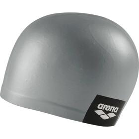 arena Logo Moulded Gorro de natación, gris